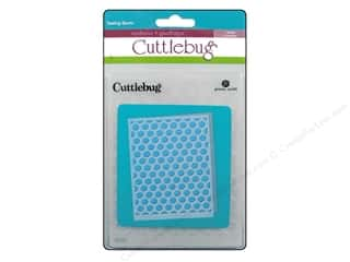 Provo Paper Crafting Tools: Provo Cuttlebug Emboss A2 Folder Seeing Spots