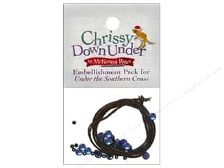 Pine Needles Embellishment Kit Chrissy Down Under #1