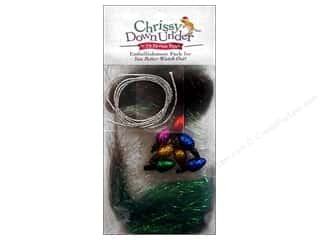 Pine Needles Embellishment Kit Chrissy Down Under #2