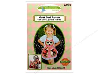 Hoot Owl Apron Pattern