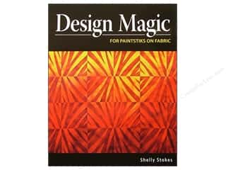 Design Magic For Paintstiks On Fabric Book