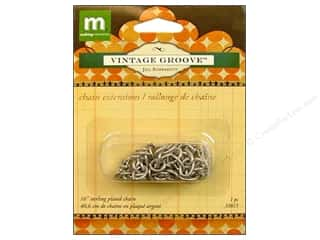 Making Memories Hardware VG Chain Extension Silver