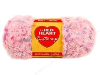 Multi Colored Yarn: Red Heart Buttercup Yarn #4274 Petal Pink Multi
