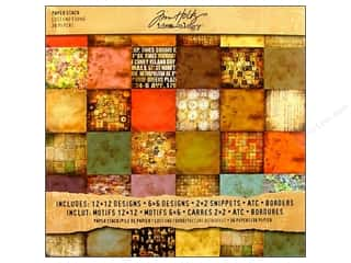 Tim Holtz Idea-ology Paper Stash Lost & Found