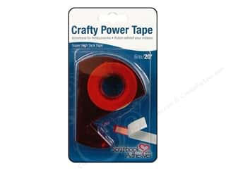 Glue and Adhesives $1 - $3: 3L Scrapbook Adhesives Crafty Power Tape 1/4 in. x 20 ft. in Dispenser
