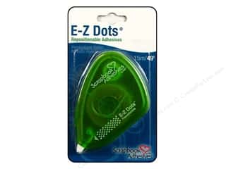 Glue Dots 40 ft: 3L Scrapbook Adhesives E-Z Dots 26 ft. Repositionable