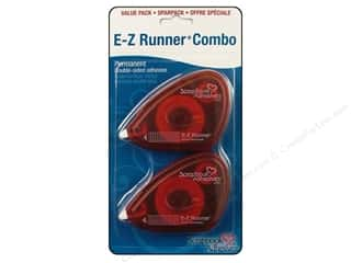 Roc-Lon: 3L Scrapbook Adhesives E-Z Runner Combo Value Pack 2 pc.