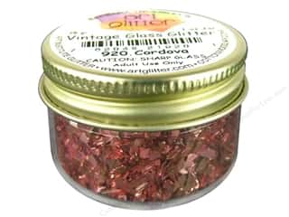 Art Institute Glitter 1oz Glass Shards Cordova