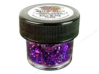 Art Institute Glitter .5oz Gala Glitz Purple