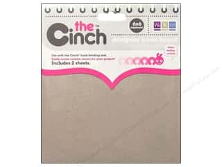 "Binding Strips: We R Memory The Cinch Book Board 6""x 6 Chipboard"