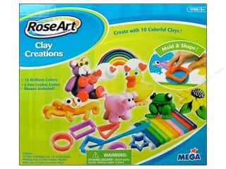 RoseArt Kit Clay Creations