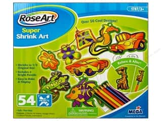 RoseArt Kit Super Shrink Art