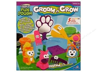 RoseArt Kit Fun Dough Groom and Grow