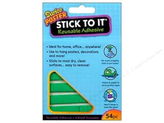 Darice Stick To It Removable Adhesive 54pc
