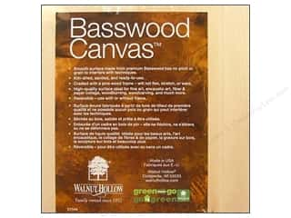 Walnut Hollow Basswood Canvas 6 x 6 in.