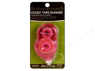 Therm O Web Tape Runner Sticky Permanent 25ft