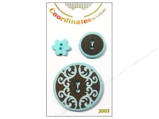 Clearance Blumenthal Button Coordinates: Blumenthal Button Coordinates Scrolls 3pc