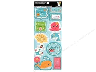 Imaginisce Sticker Splash Dance Chip Ocean Treasur
