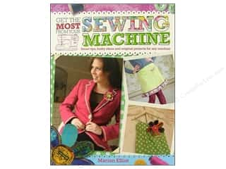 Get The Most From Your Sewing Machine Book