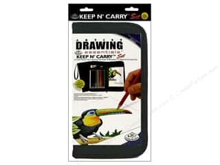 "Erasers 14"": Royal Artist Essentials Set Keep N' Carry Drawing"
