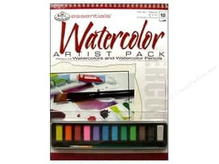 Weekly Specials Doodlebug Paper Pack: Royal Artist Pack Watercolor Paint
