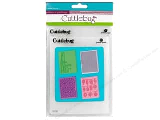 Provo Cuttlebug Emboss A2 Folder Orientl Weave 4pc