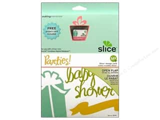 Gifts & Giftwrap Slice Design Cards: Slice Design Card Making Memories MS+ Parties