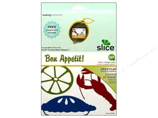 Slice Design Card Making Memories Bon Appetit