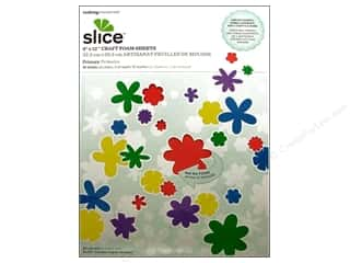 Making Memories Slice Foam Sheets 9 x 12 in. 10pc Primary