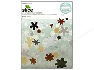 Making Memories Slice Foam Sheets 9 x 12 in. 10pc Neutral