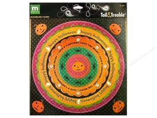 Weekly Specials Halloween Stickers: Making Memories Stickers Circle Jrnl Toil&Trouble