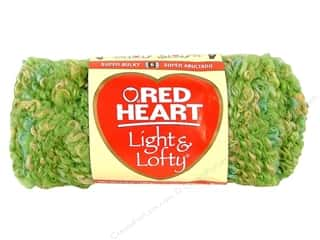 Red Heart Light & Lofty Yarn Green Gables Multi 4.5 oz.