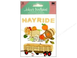 Jolee's Boutique Stickers Hayride Fun