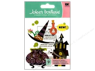 Jolee's Boutique Stickers Halloween Potions