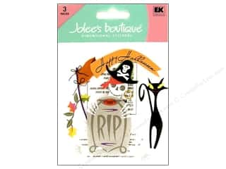 Cards Halloween: Jolee's Boutique Stickers Halloween