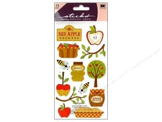 EK Sticko Stickers Red Apple Orchard