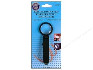Tool Tron Tweezer 4x Magnifier & LED Light