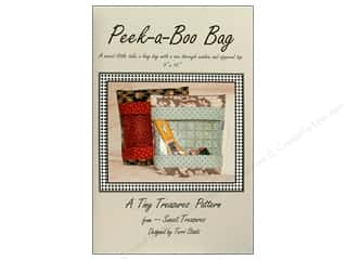Peek A Boo Bag Pattern