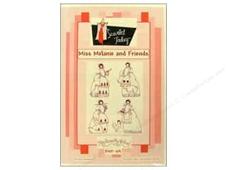 Patterns Clearance: Miss Melanie And Friends Pattern