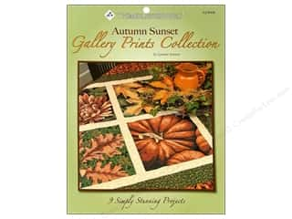 Autumn Sunset Gallery Pattern
