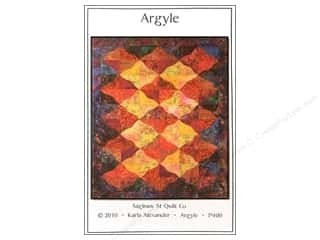 Quilt Company, The: Argyle Pattern