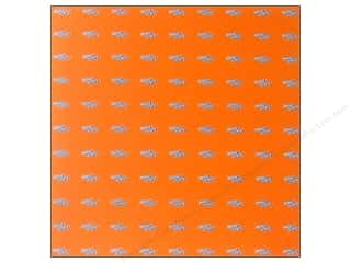 Sports Solution Paper 12&quot;x 12&quot; Boise St Orange (25 sheets)