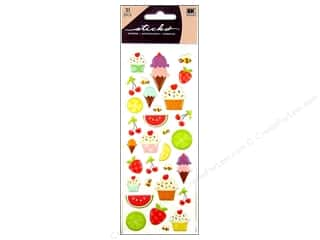 EK Sticko Stickers Puffy Sweet Treats