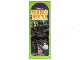 Projects & Kits Crafting Kits: FloraCraft Styrofoam Kit Project Bricks Halloween 280 piece