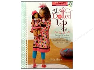 Storey Books Doll & Doll Accessories Books: Krause Publications All Dolled Up Book
