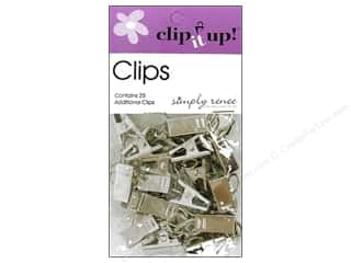 Simply Renee Clip It Up Clips 25pc
