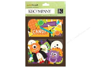 K&Co Layered Accents Spooktacular Candy & Charactr