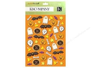 K&Co Sticker Pillow Spooktacular