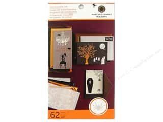 Martha Stewart Foil Transfer Kit Halloween