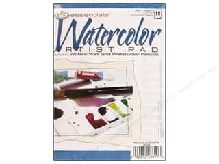 Drawing Blue: Royal Artist Pad Watercolor 15pg